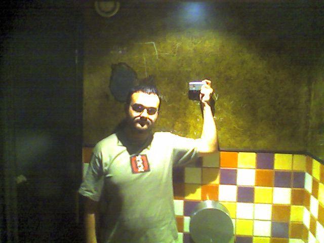 Autorretrete multicolorido ajedrezado ii autorretretes 1 0 for Espejo hostelero